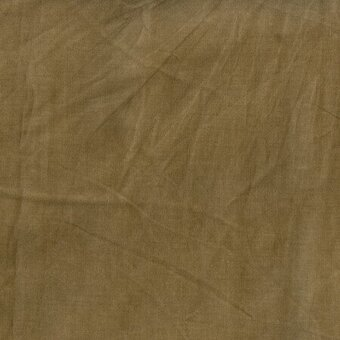 Dark Brown Aged Muslin Fat Quarter