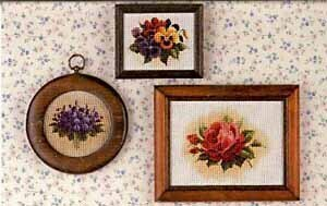 Tea Garden - Cross Stitch Pattern
