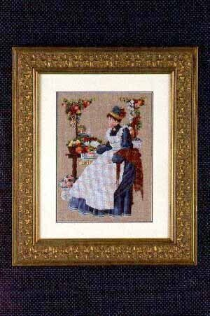 County Fair - Cross Stitch Pattern