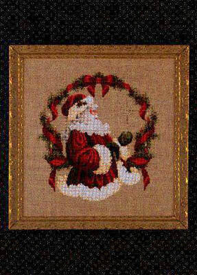 Spirit of Christmas - Cross Stitch Pattern