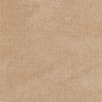 25 Count Vintage Country Mocha Lugana Fabric 9x13