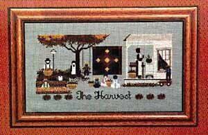 Harvest (The) - Cross Stitch Pattern