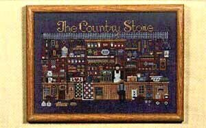 Country Store (The) - Cross Stitch Pattern
