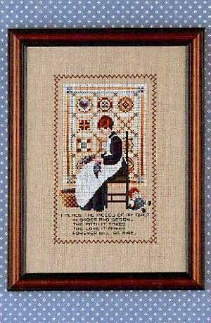 My Quilt - Cross Stitch Pattern
