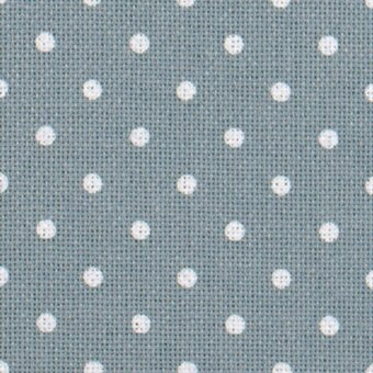 32 Count Petit Point Blue/White Lugana Fabric 27x36