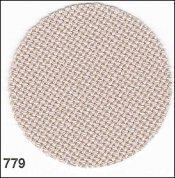 32 Count Light Taupe Lugana Fabric  9x13