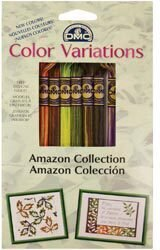 DMC Color Variations Floss Pack - Amazon