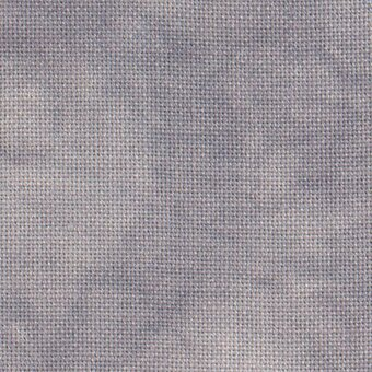 28 Count Stormy Gray Jobelan Evenweave Fabric 18x26