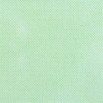 28 Count Lime Jobelan Evenweave Fabric 24x35