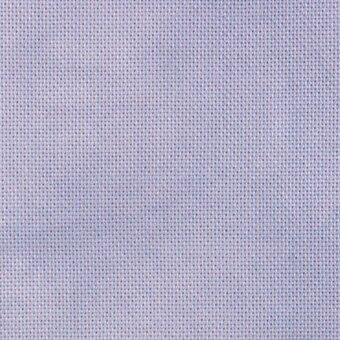 28 Count Cornflower Blue Jobelan Evenweave Fabric 13x18