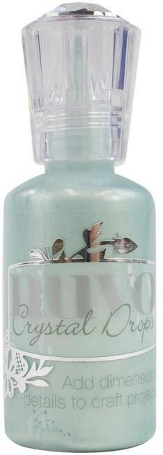 Nuvo Crystal Drops Collection - Neptune Turquoise
