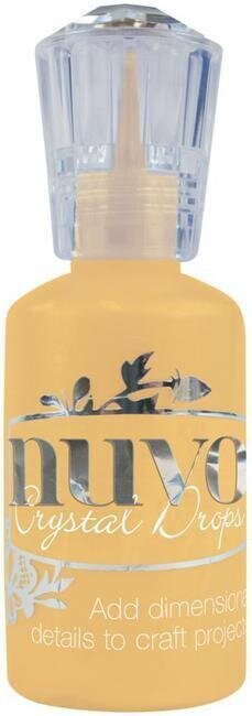 Nuvo Crystal Drops Collection - Gloss Dandelion Yellow
