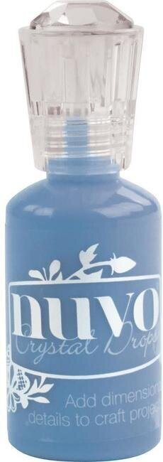 Nuvo Crystal Drops Collection - Double Denim Blue