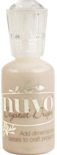 Nuvo Crystal Drops Collection - Caramel Cream
