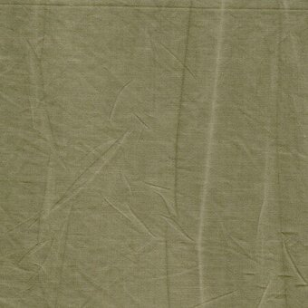 Hunter Green New Aged Muslin Fat Quarter