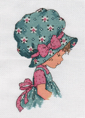Little Lizzie - Cross Stitch Kit