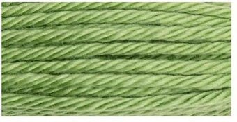 DMC Soft Matte Cotton Thread - 2471 Very Light Avocado Green