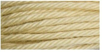 DMC Soft Matte Cotton Thread - 2579 Ultra Light Golden Olive