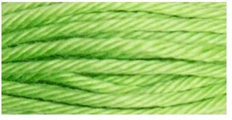 DMC Soft Matte Cotton Thread - 2788 Very Bright Chartreuse