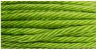 DMC Soft Matte Cotton Thread - 2907 Light Parrot Green