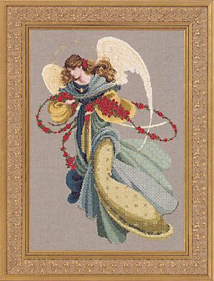 Angelica - Cross Stitch Pattern