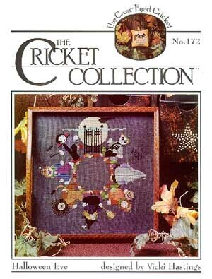 Halloween Eve #172 - Cross Stitch Pattern