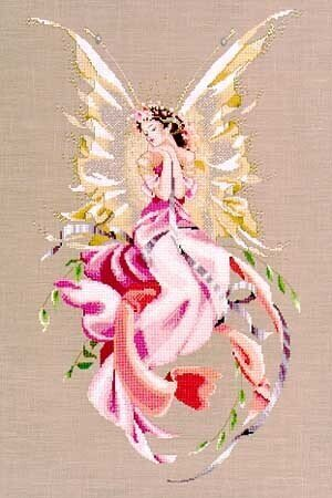 Titania - Mirabilia Cross Stitch Pattern
