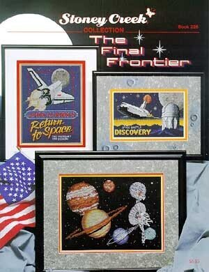 Final Frontier, The - Cross Stitch Pattern