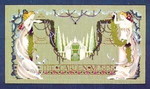 Garden Muses - Mirabilia Cross Stitch Pattern