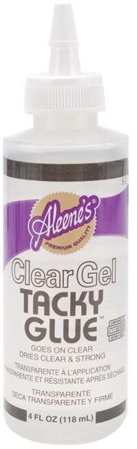 Aleene's Clear Gel Tacky Glue