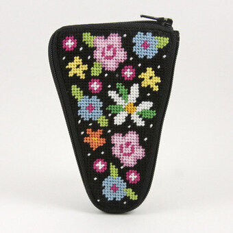 Scissor Case - Chintz - Needlepoint Kit
