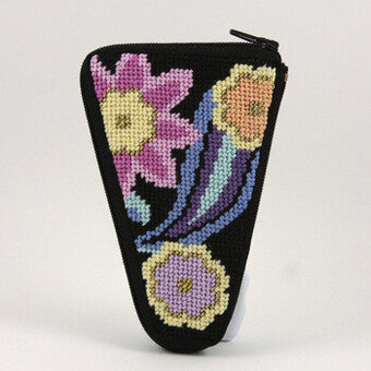 Scissor Case - Paisley - Needlepoint Kit