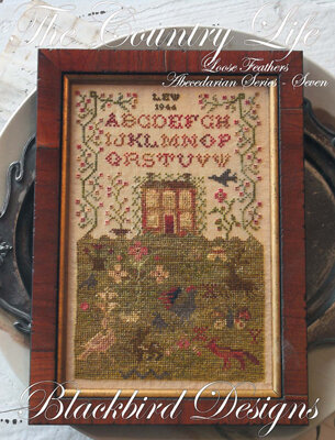 Loose Feathers - Country Life - Cross Stitch Pattern