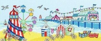 Pier Fun - Cross Stitch Kit