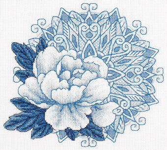 Marvellous Flower - Cross Stitch Kit