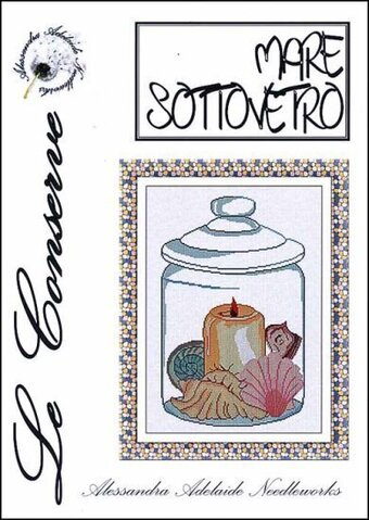 Mare Sottovetro - Cross Stitch Pattern