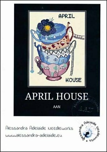 April House - Cross Stitch Pattern