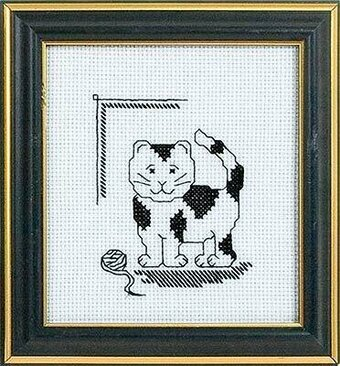 Play With Me - Cross Stitch Kit