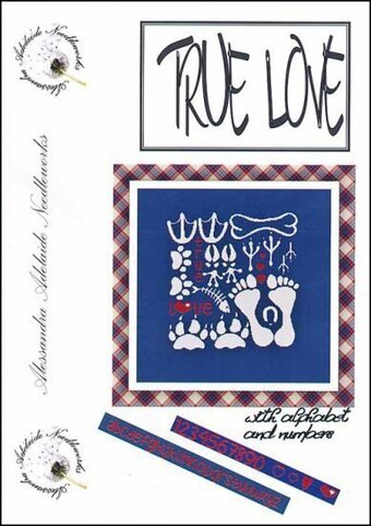 True Love - Cross Stitch Pattern