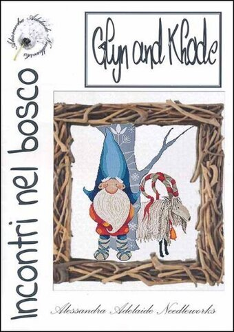 Glyn and Khode - Incontri nel Bosco  - Cross Stitch Pattern