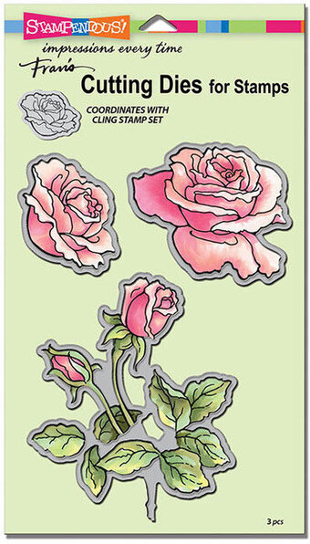 Rose Garden Die Set