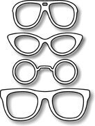 Impression Obsession Sunglasses Die Set