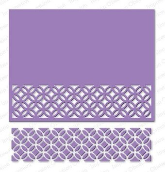 Impression Obsession Fancy Cutout Border Die