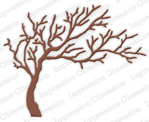Impression Obsession Wide Tree Die