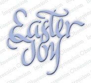 Impression Obsession Easter Joy Die