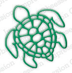 Impression Obsession Small Sea Turtle Die