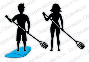 Impression Obsession Paddleboarders Die