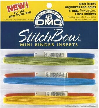 StitchBow Mini Binder Inserts