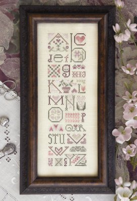 Love Letters - Cross Stitch Pattern