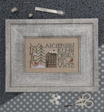 Simply Winter - Cross Stitch Pattern